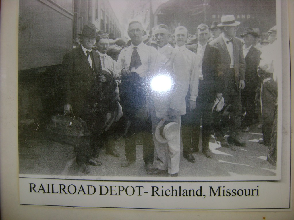 Railroad Photo